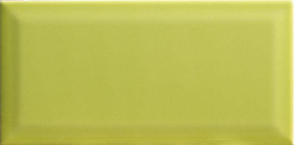colores biselados pistacho