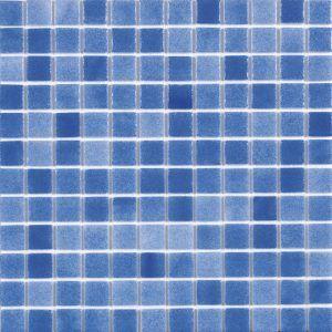 pavimento gres 31,6x31,6 antideslizante azul piscina