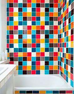 revestimiento 15x15 colores lisos