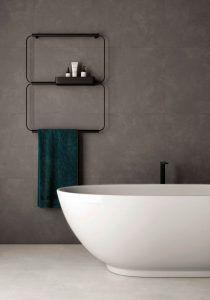azulejo porcelanico rectificado 60x60 grey